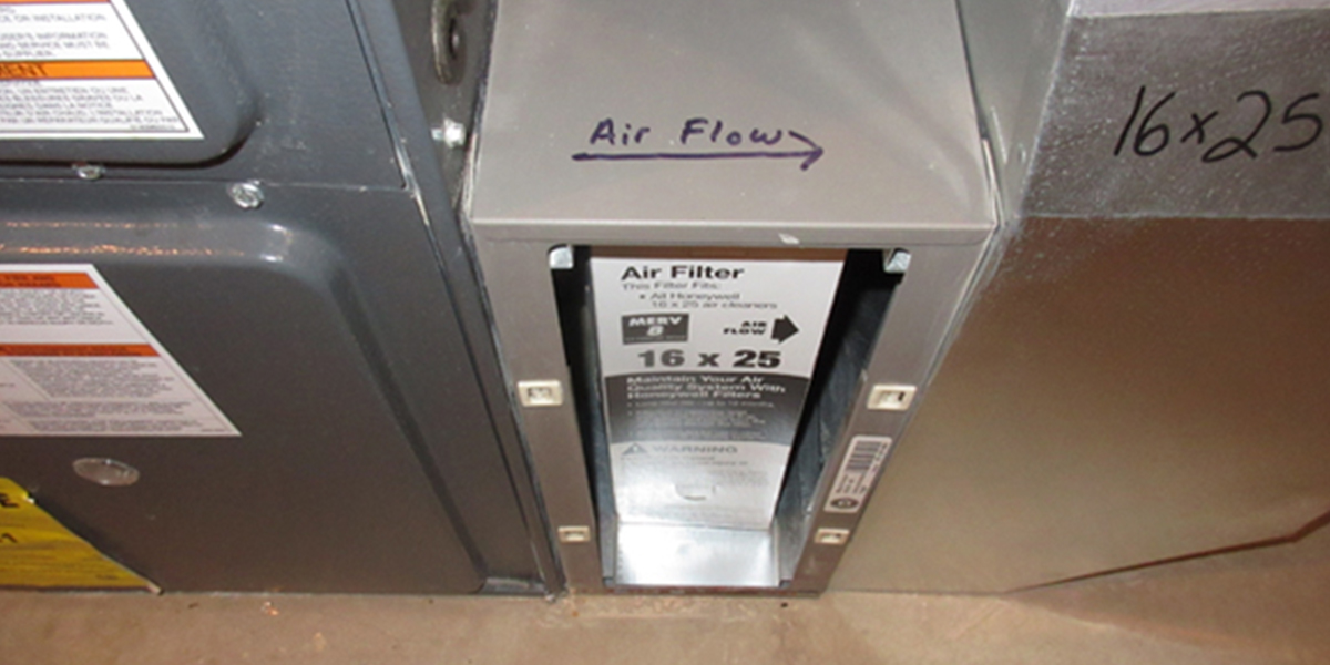 Furnace Filter Installation The Correct Way